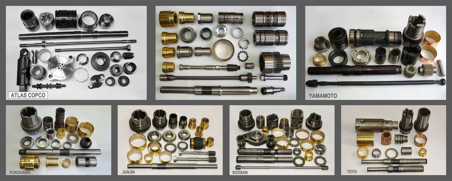 Ah-Sung Engineering Parts collection photo